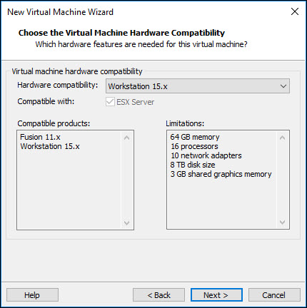 Running Nutanix Community Edition on VMware Workstation 15
